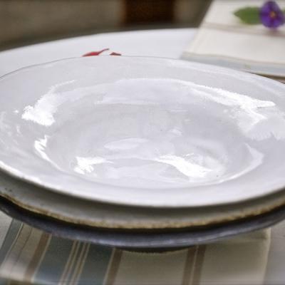 Ref. 007 - ø 26 cm, blanco IEL