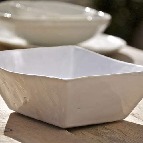 Ref. 108, ensaladera porcelana, colección My Way