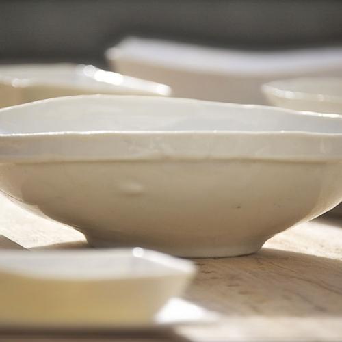 Ref. 107, ensaladera porcelana, colección My Way