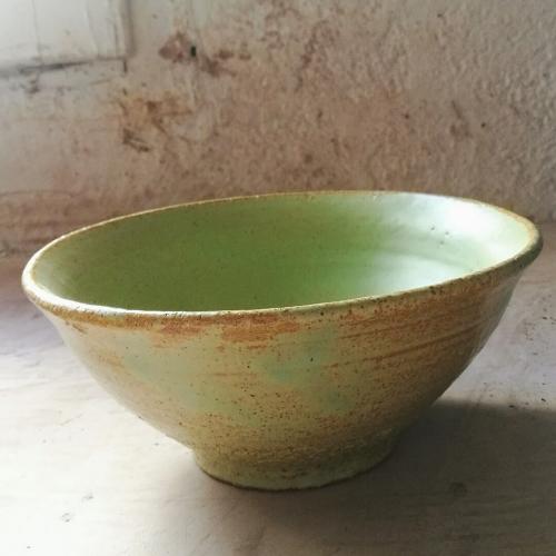 Ref. 507, ø 19 cm, verde cítrico