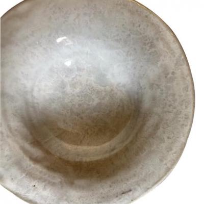 Ref. 007 - ø 26 cm, esmalte mármol