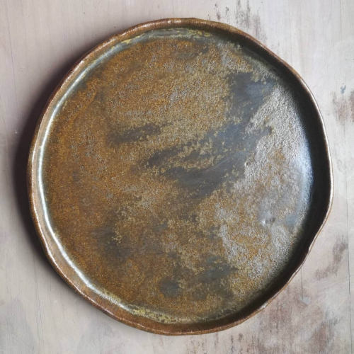 Ref. 501, ø 29,5 cm, esmalte animal skin