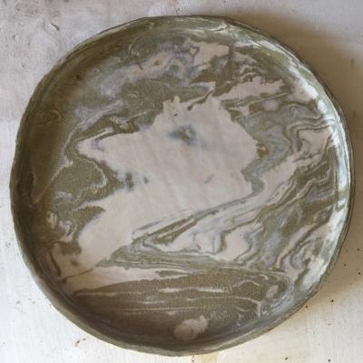 Ref. 500, ø 25 cm, esmalte nereage